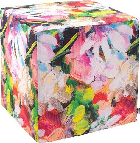 H.O.C.K. Kojų kėdutė »Flower« 45/45/45 cm
