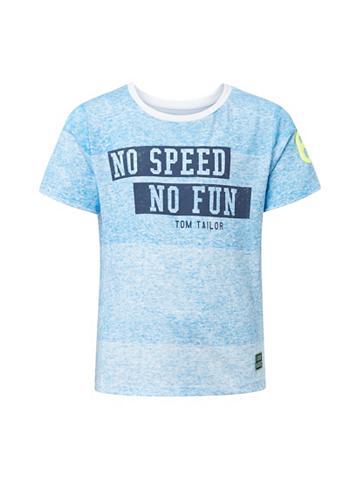 TOM TAILOR Marškinėliai ilgomis rankovėmis »Gemus...
