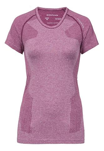 ENDURANCE Marškinėliai su funktionalen Eigenscha...