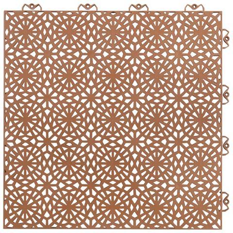 Bergo Flooring Plytelių rinkinys »XL terrakotta« su K...