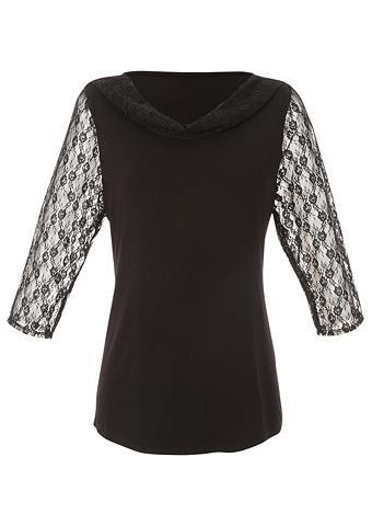 LOVE NATURE Marškinėliai Moterims su iškirptė su k...