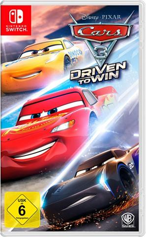 Warner Games CARS 3: Driven to win Nintendo Switch ...