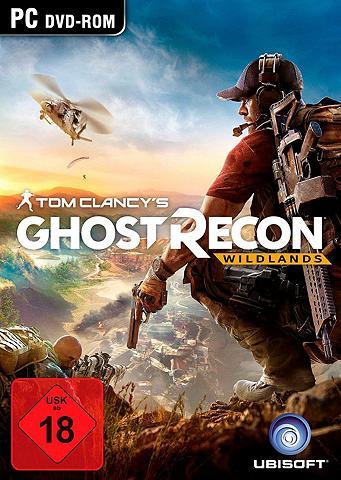 UBISOFT Tom Clancy's: Ghost Recon Wildlands PC...
