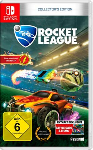 WARNER BROTHERS Rocket League - Collector's Edition Ni...