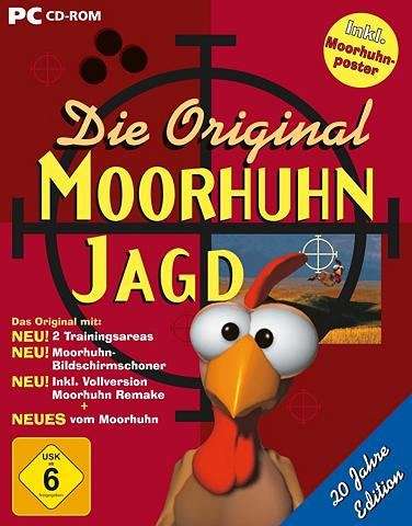 PHENOMEDIA Moorhuhn - 20 Jahre Edition PC