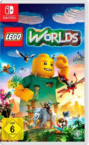 WARNER BROTHERS Lego Worlds Nintendo Šakotuvas