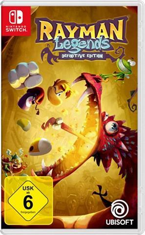 UBISOFT Rayman Legends - Definitive Edition Ni...