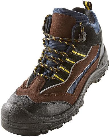 S1P Auliniai batai gumine nosimi iš br...