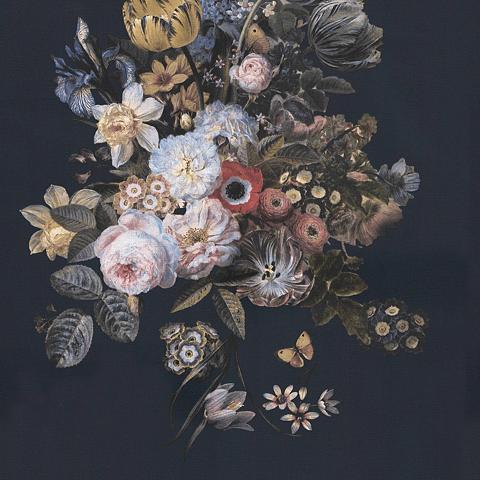 Tapetai »Dutch flowers master«