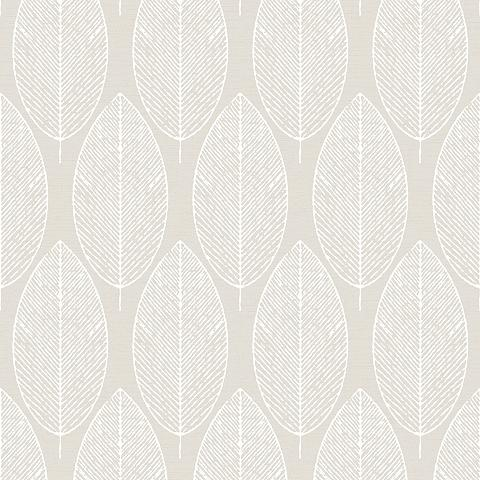 Tapetai »Scandinavische Blätter«