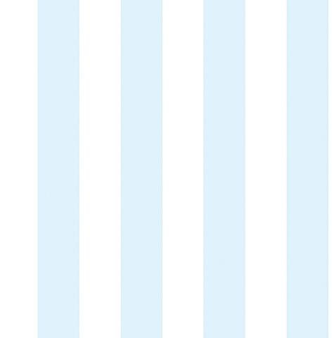 Tapetai »Pastel Blue Stripe«