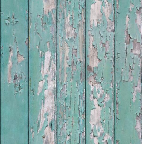 Tapetai »Abgeblättertes Holz«