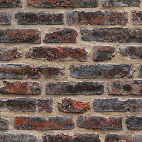 Tapetai »Bricks«