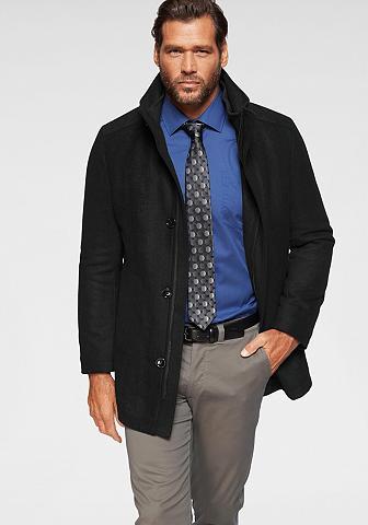 MAN'S WORLD City Dalykinis Vilnonis paltas