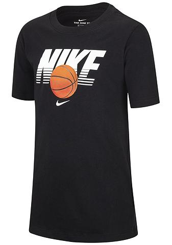 NIKE SPORTSWEAR Marškinėliai »BOYS Marškinėliai BASKET...