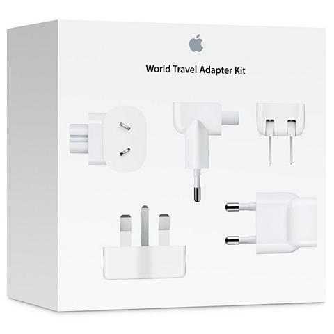 Apple World Travel adapteris Kit 7 Netzteils...