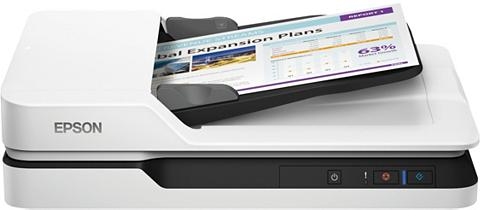 Epson Flachbettscanner Scanner (WorkForce DS...