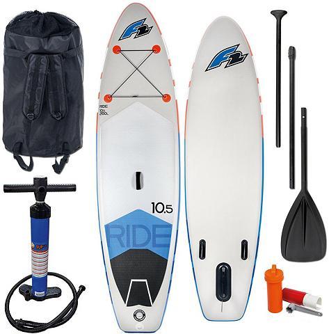 F2 Inflatable SUP-Board » I-SUP Ride« (Ri...