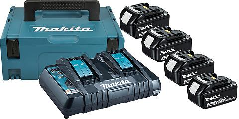MAKITA Akku-Set »Power Source Kit« 4 Akkus (1...