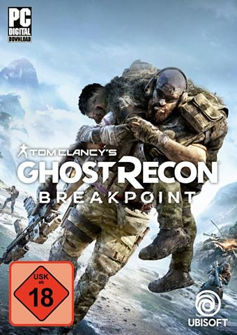 UBISOFT Tom Clancy's Ghost Recon Breakpoint (D...