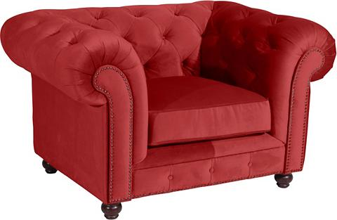 MAX WINZER ® Chesterfield fotelis »Old England«