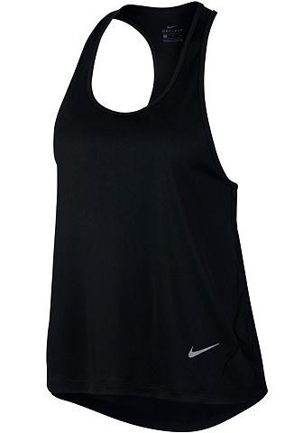 NIKE Sportiniai marškinėliai »W NK MILER pa...