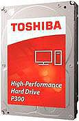 TOSHIBA »HDD P300« HDD-Festplatte 35 '' (SATA)...