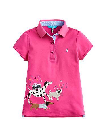 TOM JOULE Polo marškinėliai su lustigem Tier-Pri...