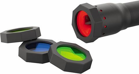 LED LENSER Priedai »Color filtras rinkinys 37mm«