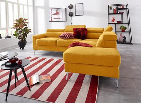 INOSIGN Kampinė sofa »Juno« in madingas spalvo...