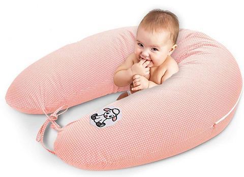 SEI DESIGN Žindymo pagalvėlė »Schäfchen pastel«