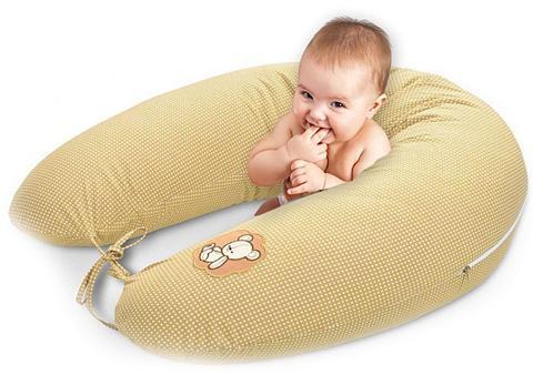SEI DESIGN Žindymo pagalvėlė »Bärchen sand«