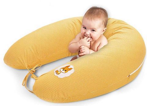 SEI DESIGN Žindymo pagalvėlė »Fuchs orange«