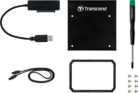 TRANSCEND Kompiuterio kilimėlis »25? SSD Install...