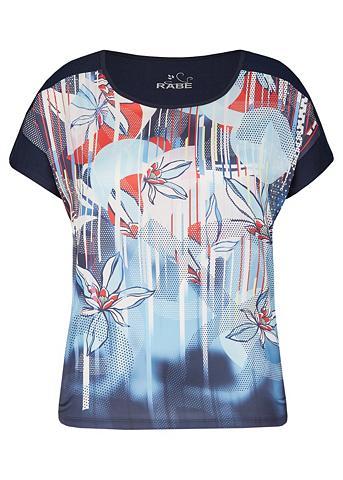 RABE Marškinėliai su Front-Print ir übersch...