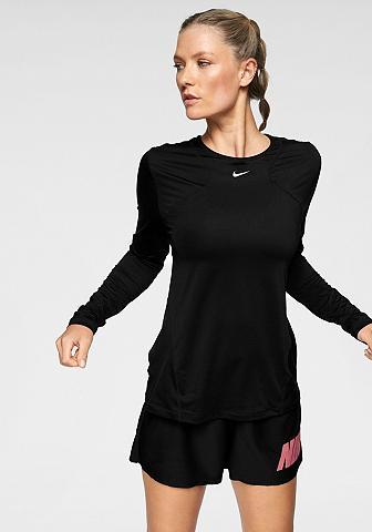 NIKE Marškinėliai ilgomis rankovėmis »W PER...