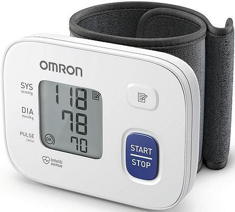 Omron Handgelenk-Blutdruckmessgerät RS1 (HEM...