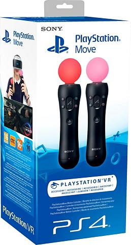 PlayStation 4 »Move« Motion-Controller (Twin Pack)