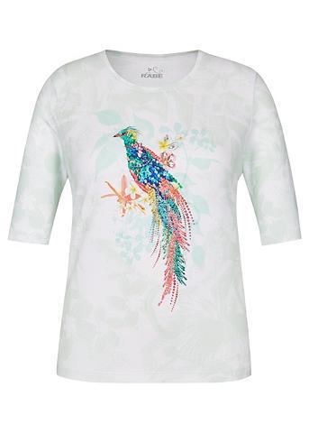 RABE Marškinėliai su Paradiesvogel ir Ziers...