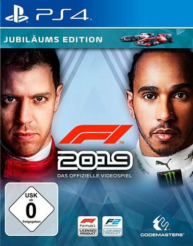 CODEMASTERS F1 2019: Jubiläums Edition PlayStation...