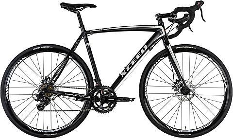 KS Cycling Gravelbike »Xceed« 14 Gang Shimano Tou...