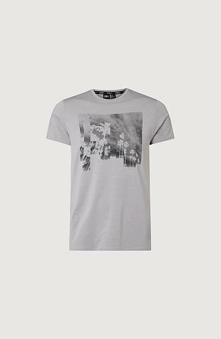 O'NEILL Marškinėliai »Hm palmtree hybrid«