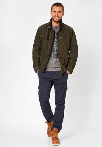 NAGANO Moderne kišeninės kelnės »Suki«