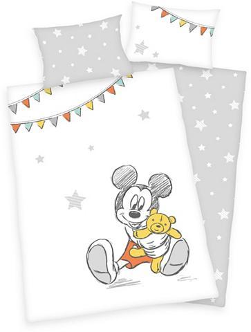 WALT DISNEY Vaikiška patalynė »Disney´s Mickey Mou...