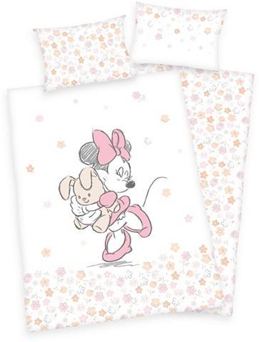 Walt Disney Babybettwäsche »Disney´s Minnie Mouse«...