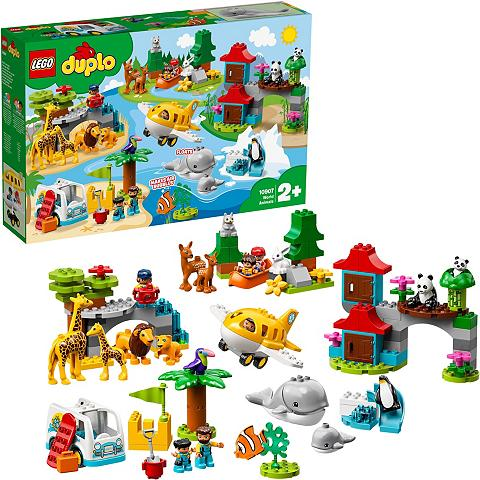 LEGO ® Konstruktionsspielsteine »Tiere der ...