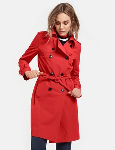 TAIFUN Paltas nicht Wolle »Trenchcoat«