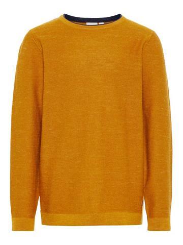 NAME IT Feinstrick megztinis