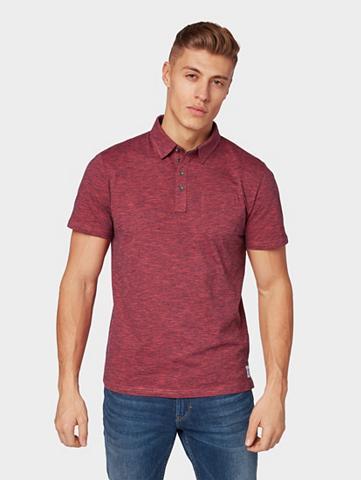TOM TAILOR Marškinėliai »Gestreiftes Polo-Shirt«