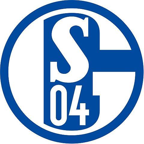 Wall-Art Wandtattoo »Schalke 04 Logo«